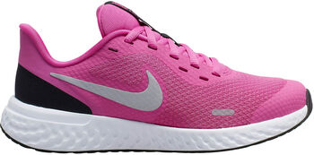Zapatilla NIKE REVOLUTION 5 (GS) Rosa