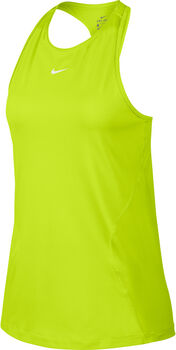 Nike W NP TANK ALL OVER MESH mujer