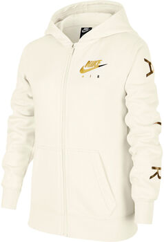 Nike Air Full-Zip Fleece niña
