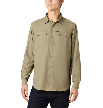 Columbia Camisa de manga larga Silver Ridge2.0 hombre
