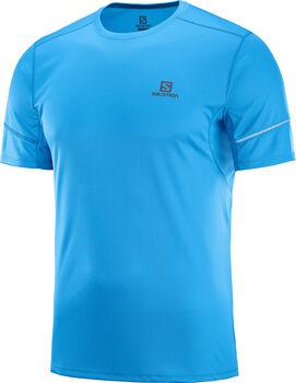 Salomon Camiseta MC AGILE SS TEE M Bli hombre
