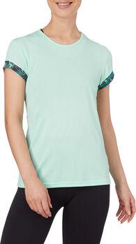 ENERGETICS Camiseta Manga Corta Gamantha 6 mujer Verde