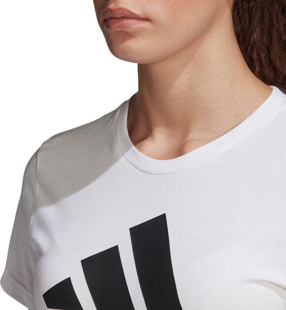 adidas W Bos Co tee Camiseta de Manga Corta Mujer