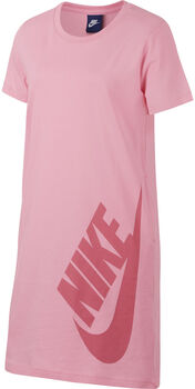 Nike Nsw DRESS TSHIRT niña Rosa