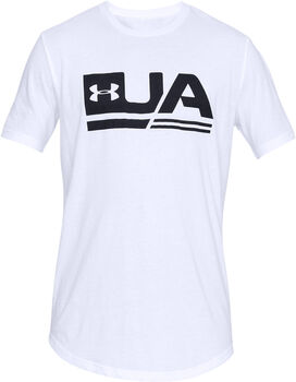 Under Armour Camiseta de manga corta UA Sportstyle Drop Hem para hombre