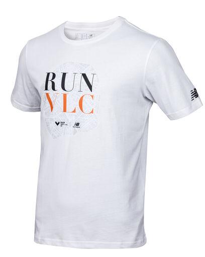 Camiseta Manga Corta Maratón Valencia 2021