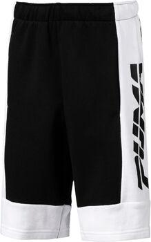 Puma Pantalones cortos bermudas de entrenamiento Alpha niño