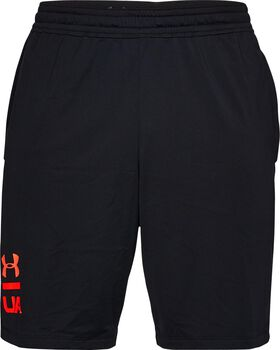 Under Armour Raid 2.0 Graphic Short Hombre Negro