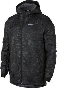 Nike Shield Ghost FL Camo hombre Negro