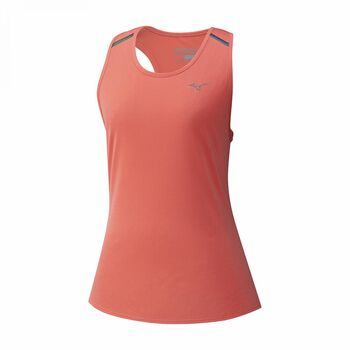Mizuno Camiseta Tirantes Solarcut mujer