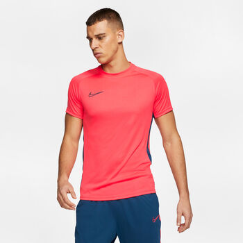 Nike Camiseta m/cNK DRY ACDMY TOP SS hombre Rojo