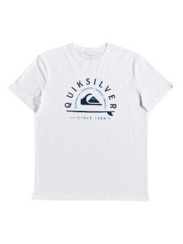 Quiksilver Camiseta m/c LOSTSUNSSTEES BYJ0 hombre