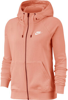 Nike SudaderaNSW ESSNTL HOODIE FZ FLC mujer