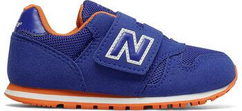 New Balance Zapatillas de velcro 373 Classic Kids niña