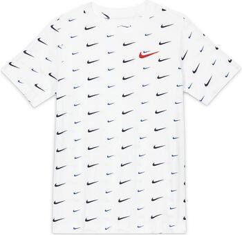Nike Camiseta Manga Corta Swoosh niño