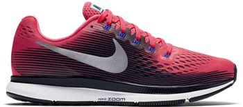 Nike Air Zoom Pegasus 34 mujer Rojo