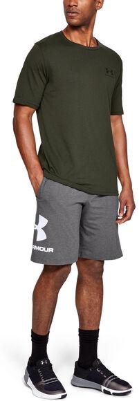 Under Armour - Pantalón corto de algodón con gráfico UA Sportstyle para  hombre 82e5c95007bd