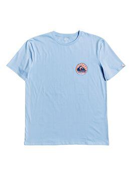 Quiksilver Camiseta m/c WITHOUTPARALLSSTEES BFA0 hombre