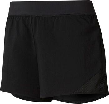 Reebok WOR Knit Woven Shorts mujer