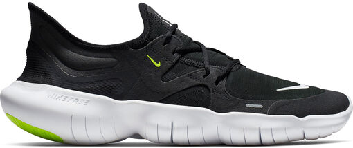 Nike -  Free RN 5.0 - Hombre - Zapatillas Running - Negro - 44