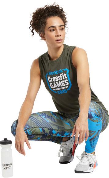 Camiseta Sin Mangas Crossfit® Games Crest