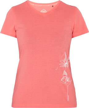 McKINLEY Camiseta Manga Corta Kimo mujer