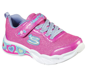 Skechers Zapatillas Sweetheart Lights Shimmer niño