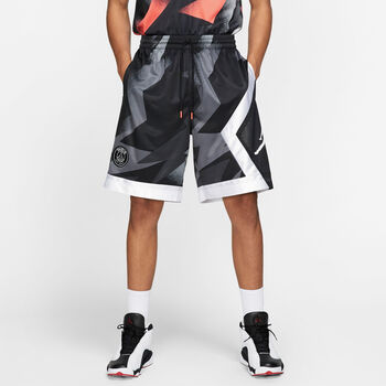Nike ShortJ PSG BLOCKED DMND SHORT hombre