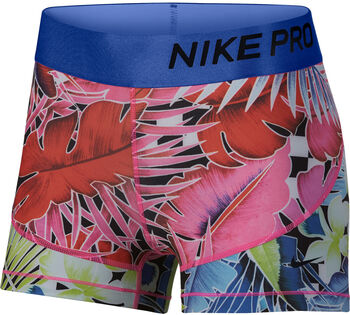 Nike Pro Womens 3 Shorts mujer Rosa