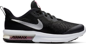 Nike Zapatillas Running Air Max Sequent Negro