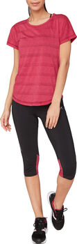 PRO TOUCH Camiseta m/c Agny wms mujer Rojo