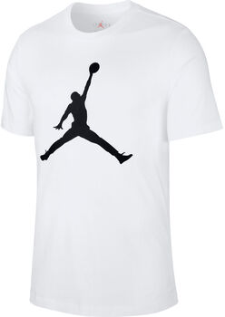 Nike Camiseta m/c M J JUMPMAN SS CREW hombre Blanco