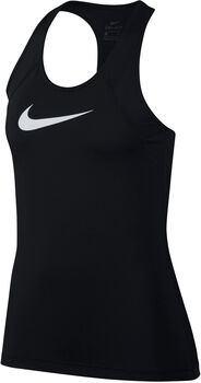 Nike Pro Tank All Over Mesh Mujer Negro