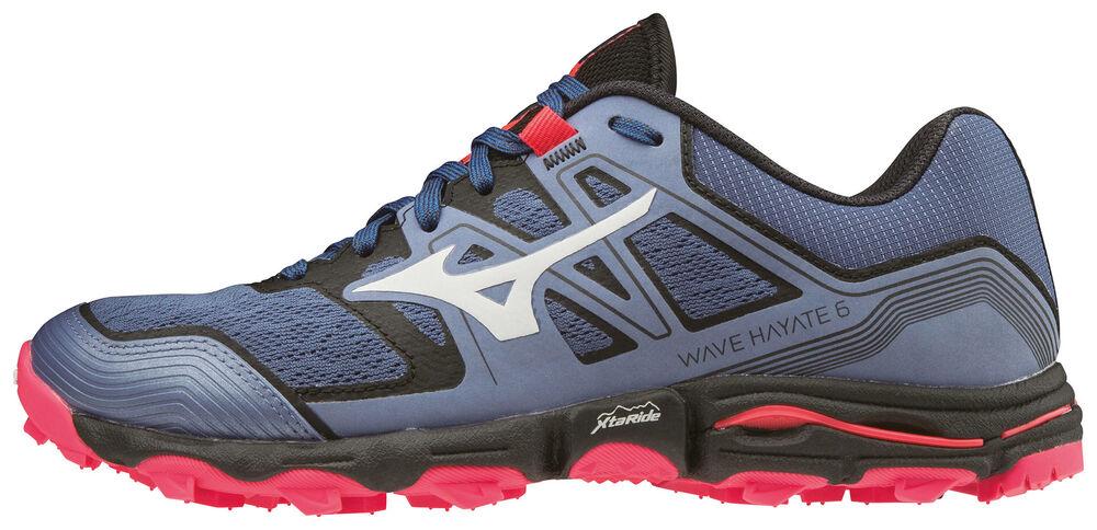 Mizuno - Zapatillas running WAVE HAYATE 6 (W) - Mujer - Zapatillas Running - 37