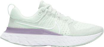 Zapatillas de running Nike React Infinity Flyknit mujer Blanco