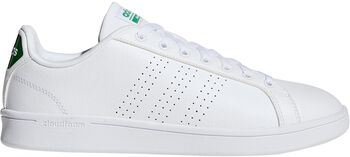 adidas Cloudfoam Advantage Clean Hombre Blanco