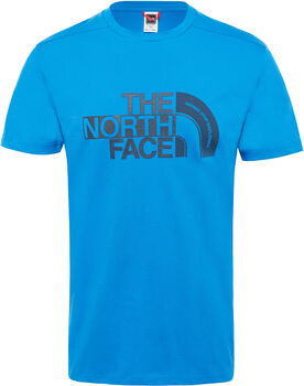 The North Face Camiseta Extent P8 hombre Azul