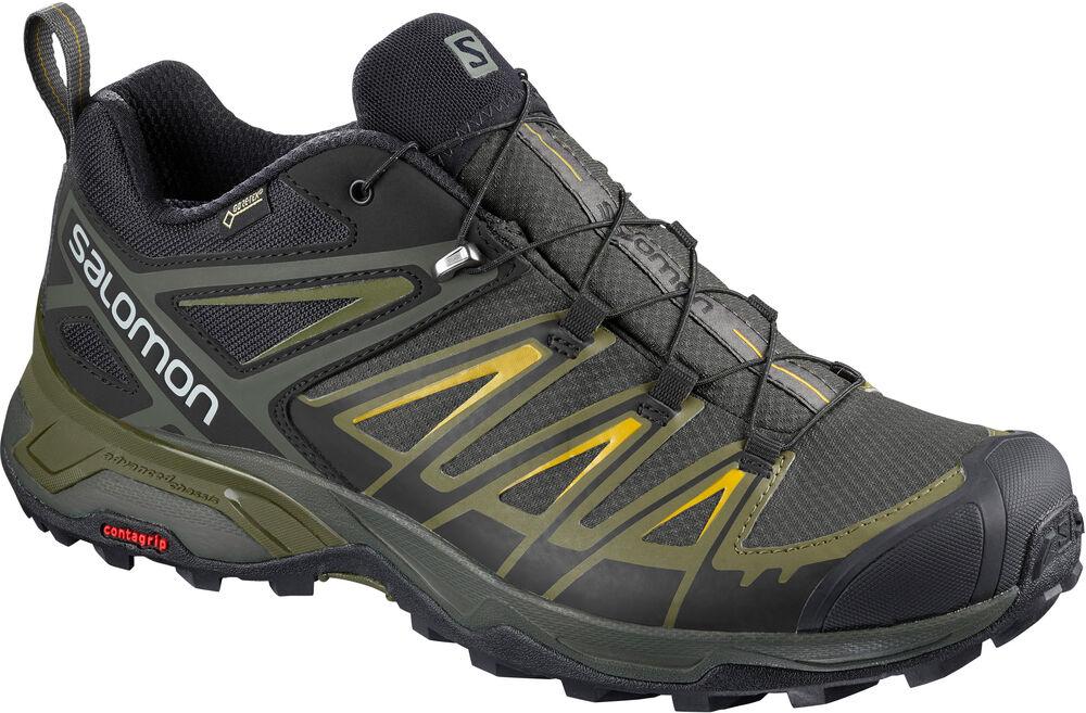 Salomon - Zapatilla X ULTRA 3 GTX - Hombre - Zapatillas trekking y senderismo - 44