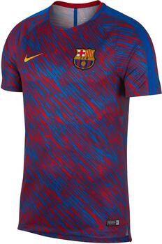 Camiseta fútbol FC Barcelona Nike Dry Sqd Top SS Gx Azul