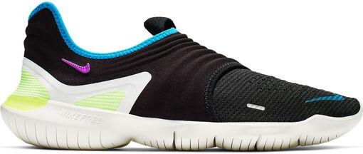 Nike -  Free RN Flyknit 3.0 - Hombre - Zapatillas Running - Negro - 43