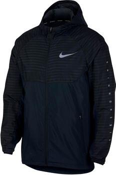 Nike Essntl JKT HD NV Hombre Negro