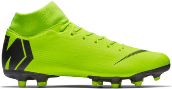 Botas fútbol Nike Mercurial Superfly 6 Academy MG Amarillo