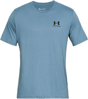 Under Armour Camiseta de manga cortaSportstyle Left Chest para hombre
