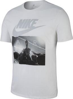 Nike Sportswear modern camiseta manga corta hombre Blanco