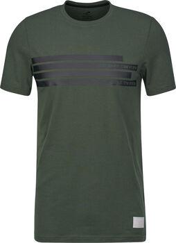 ENERGETICS Camiseta manga corta Argente III hombre Verde