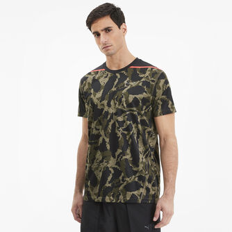 Camiseta Manga Corta First Mile Camo