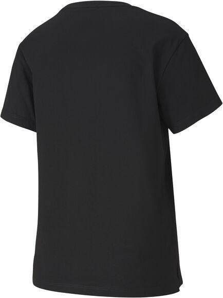 Camiseta Manga Corta Classics Logo Tee