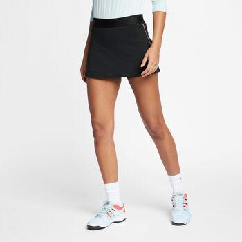 Nike FaldaNKCT DRY SKIRT STR mujer Negro