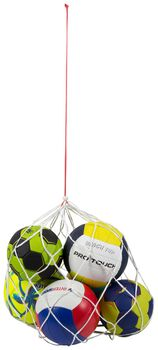 Red balones Pro Touch BALL NET 6 BALL Blanco