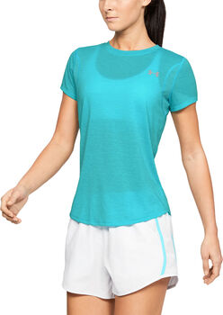 Under Armour Camiseta m/c Streaker 2.0 Short Sleeve mujer